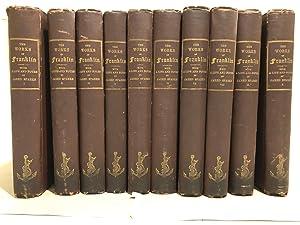 The Works of Benjamin Franklin :10 Volumes Complete: Franklin, Benjamin; Sparks, Jared