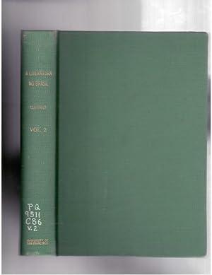 A Literatura no Brasil. Volume II. Realismo,: Coutinho, Afranio