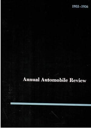 Annual Automobile Review 1955 - 1956: Wilkins, Gordon (editor)