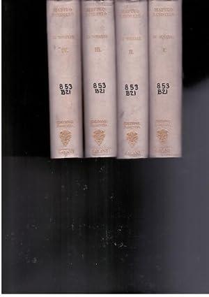 Le Novelle; Volumes 1-4: Bandello, Matteo