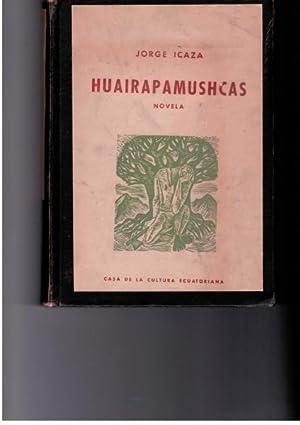 Huairapamushcas: Icaza, Jorge