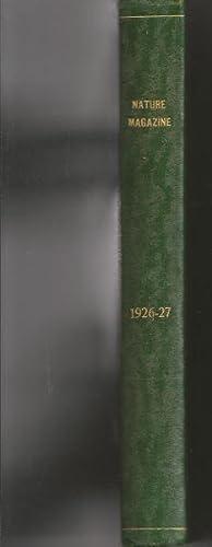 Nature Magazine - July 1926-February 1927: Various