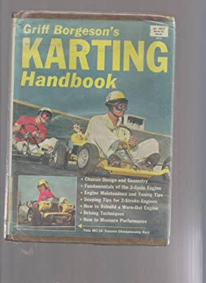 Giff Borgeson's Karting Handbook (The Do-it-Yourself Series): Eisinger, Larry (editor)