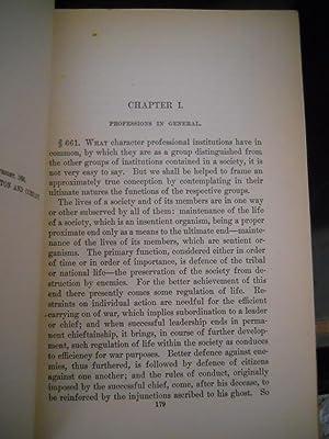 Principles of Sociology [2 Volumes; 5 Book Set]: Spencer, Herbert