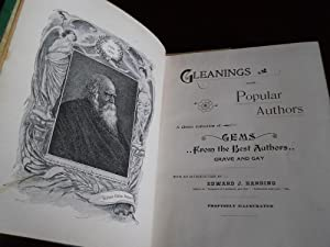 GLEANINGS FROM POPULAR AUTHORS; GRAVE AND GAY: VARIOUS, EDWARD J. HARDING (WITH AN INTRODUCTION BY)