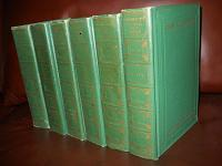 GALSWORTHY - THE NOBEL PRIZE EDITION - 6 VOLUMES: JOHN GALSWORTHY
