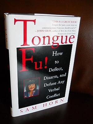 Tongue Fu! (SIGNED): Horn, Sam