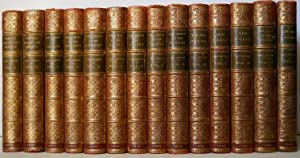 LADY JACKSON'S WORKS (14 Volume Complete Set) First/Limited Edition, 1899: LADY JACKSON, ...