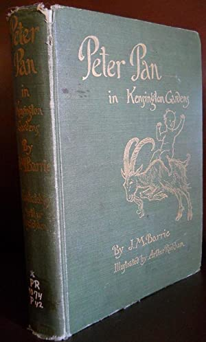 Peter Pan in Kensington Garden: Barrie, J. M.