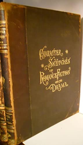 Character Sketches of Romance, Fiction and the Drama [Complete (8) Volume Set]: Rev. E. Cobham ...
