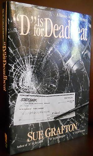 D Is for Deadbeat: Kinsey Mill Hone Mystery: Grafton, Sue