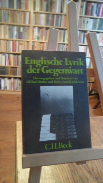 Englische Lyrik Der Gegenwart Gedichte Ab