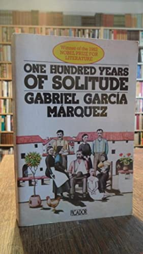 One Hundred Years of Solitude translated from: Garcia Márquez, Gabriel: