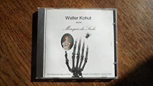 Walter Kohut spricht Marquis de Sade : Kohut, Walter /