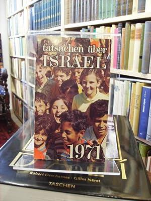 Tatsachen über Israel 1971.: Informationsdienst des Außenministeriums: