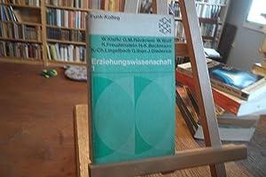 Erziehungswissenschaft 1. Eine Einführung.: Klafki, Wolfgang u.a.: