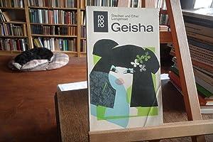 Geisha.: Longstreet, Stephen und