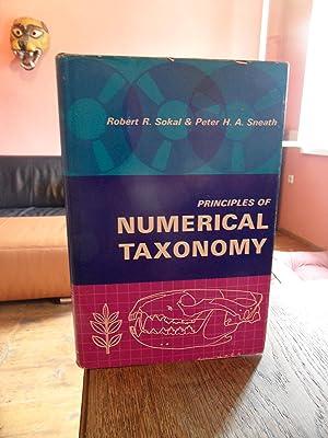 Principles of numerical taxonomy.: Sokal, Robert R.