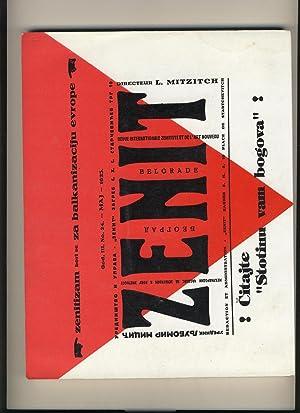 Zenitizam By Ljubomir Micic Belgrade Dom Soft Cover St Edition - Invoice magyarul