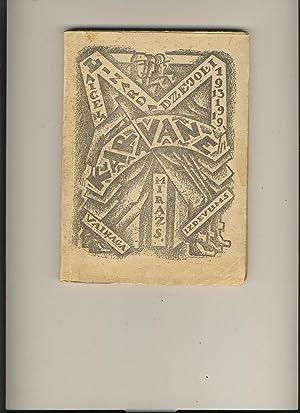 Karavane. Dzejoli 1913-1919. Niklavs Strunke grafika.: Linards Laicens
