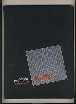 Architekt Bohuslav Fuchs 1919-1929. Prehled architektovy tvorby: Zdenek Rossmann