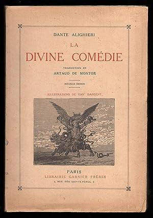 LA DIVINE COMEDIE (nouvelle édition): DANTE ALIGHIERI, [DARGENT