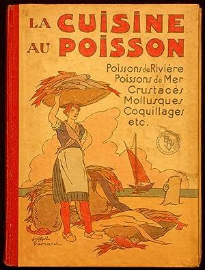 LA CUISINE AU POISSON.: DES MUREAUX Jean.