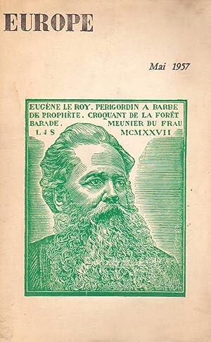 EUGENE LE ROY.: LE ROY Eugène]