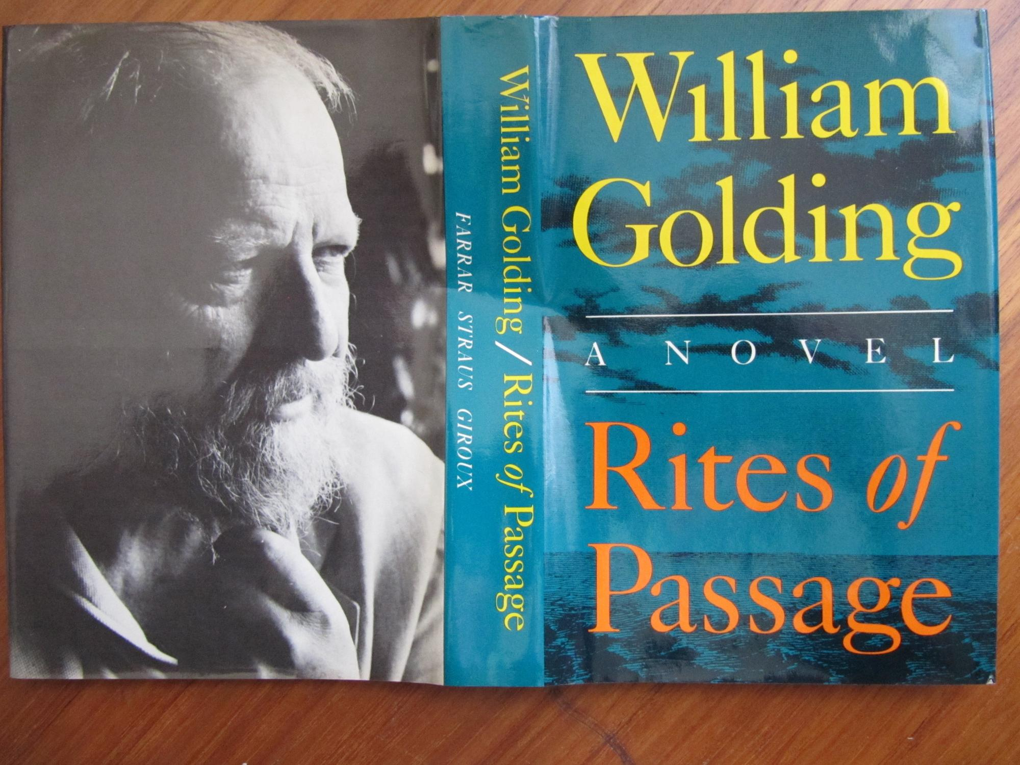 rites of passage william golding pdf
