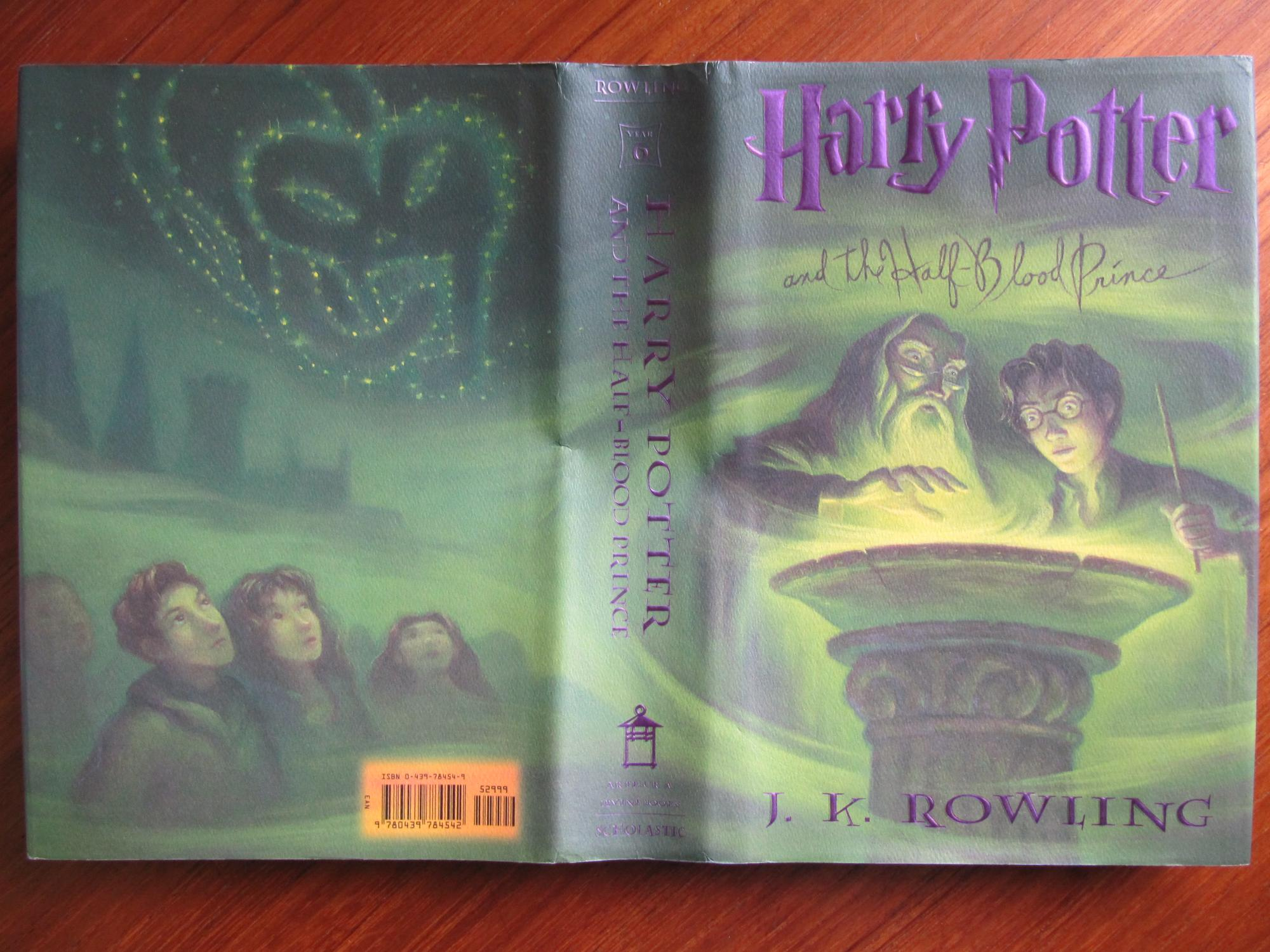Harry Potter schedule.