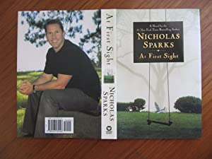 AT FIRST SIGHT: [037]**{FIRST EDITION ~ AS: SPARKS, NICHOLAS: 2nd