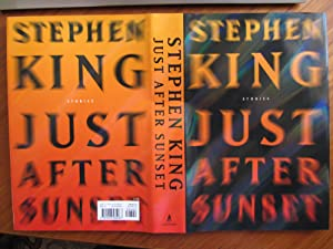 JUST AFTER SUNSET: [058]**{FIRST EDITION ~ AS: KING, STEPHEN: 11th