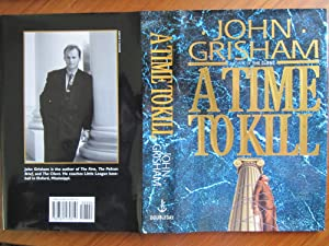 A TIME TO KILL: [061]**{FIRST EDITION THUS: GRISHAM, JOHN: **S-P-E-C-T-A-C-U-L-A-R**