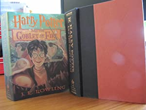 HARRY POTTER AND THE GOBLET OF FIRE: [066]**{FIRST AMERICAN EDITION ~ AS NEW ~ UNREAD or GENTLY ...