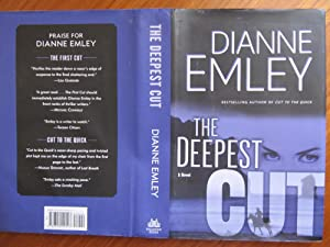 THE DEEPEST CUT: [095]**{FIRST EDITION ~ FINE: EMLEY, DIANNE: 3rd