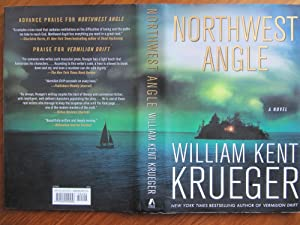 NORTHWEST ANGLE: [110]**{FIRST EDITION ~ AS NEW: KRUEGER, WILLIAM KENT: