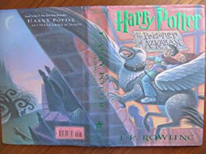 HARRY POTTER AND THE PRISONER OF AZKABAN: [113]**{FIRST EDITION ~ NEAR FINE ~ UNREAD or GENTLY READ...