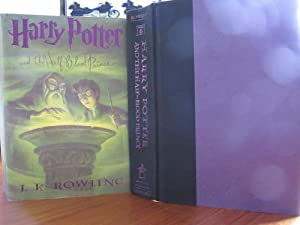 HARRY POTTER AND THE HALF-BLOOD PRINCE: [113]**{FIRST EDITION ~ NEAR FINE ~ GENTLY READ}**[113]: ...