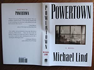 POWERTOWN: [116]**{FIRST EDITION ~ AS NEW ~: LIND, MICHAEL: *S-P-E-C-T-A-C-U-L-A-R*