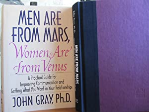 MEN ARE FROM MARS, WOMEN ARE FROM: GRAY, JOHN PhD: