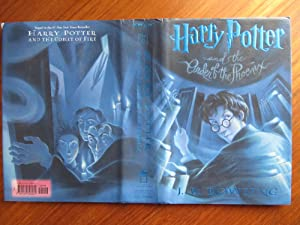 HARRY POTTER AND THE ORDER OF THE PHOENIX: [086]**{TRUE FIRST EDITION ~ NEAR FINE ~ UNREAD or ...