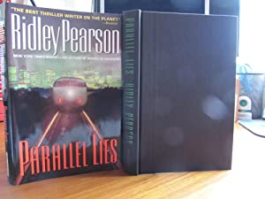 PARALLEL LINES: [002]**{FIRST EDITION ~ AS NEW ~ UNREAD & UNOPENED}**[002]: PEARSON, RIDLEY: ...