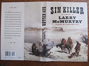 SIN KILLER: [016 & 107]**{FIRST EDITION ~ AS NEW ~ UNREAD or GENTLY READ}**[016 & 107]: ...