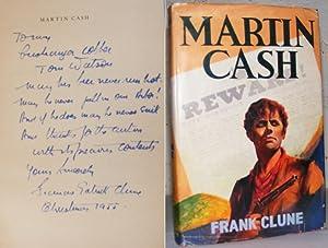 MARTIN CASH The Last of the Tasmanian: Clune, Frank