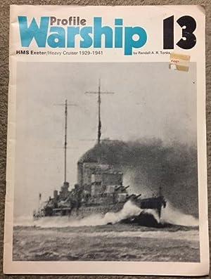 Warship Profile 13 HMS Exeter / Heavy: Tonks, Randall A.