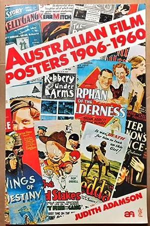 Australian Film Posters: 1906-1960: Adamson, Judith
