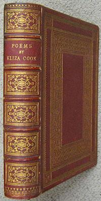 POEMS OF ELIZA COOK: Cook, Eliza