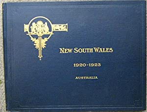 New South Wales 1920-1923 Australia: various