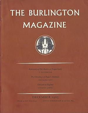 The Burlington Magazine (Volume CVII, Number 753, December 1965): Nicolson, Benedict (editor)
