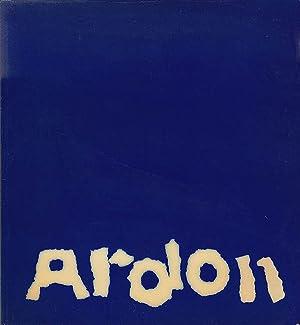 Mordecai] Ardon: Israele (XXXIV Biennale di Venezia): Ardon, Mordecai; Ronen,